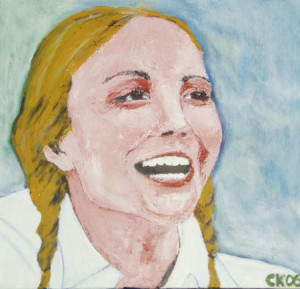Ekdahl, Acrylic on Canvas, 2006