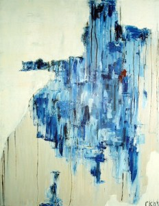 No title, Oil on Canvas, 2003