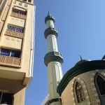 Green Mosque in Deira