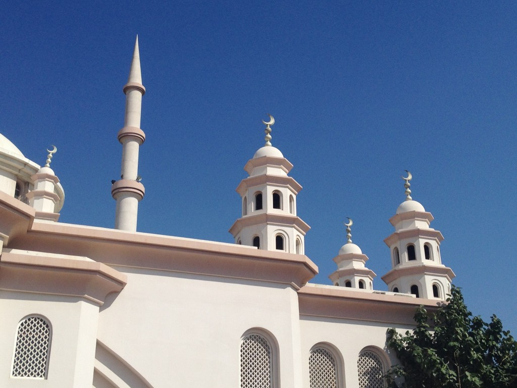 Mosque in Al Karama