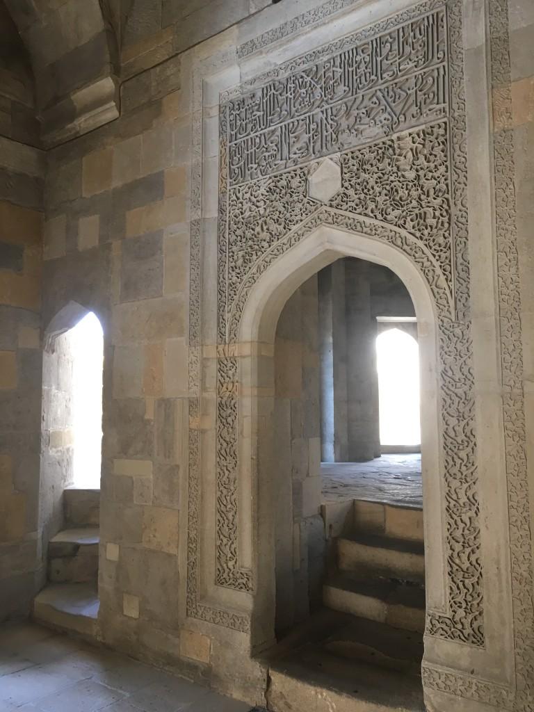 Divankhana - stone pavilion