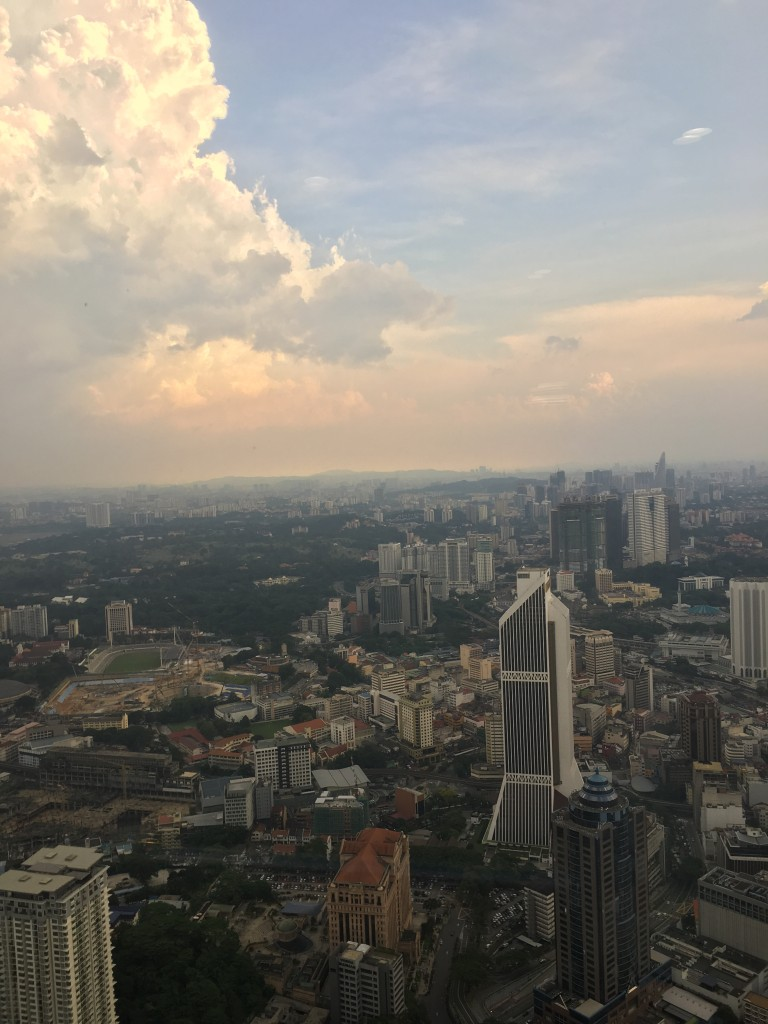 View from KL Tower - 3