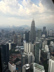 View from KL Tower - 1