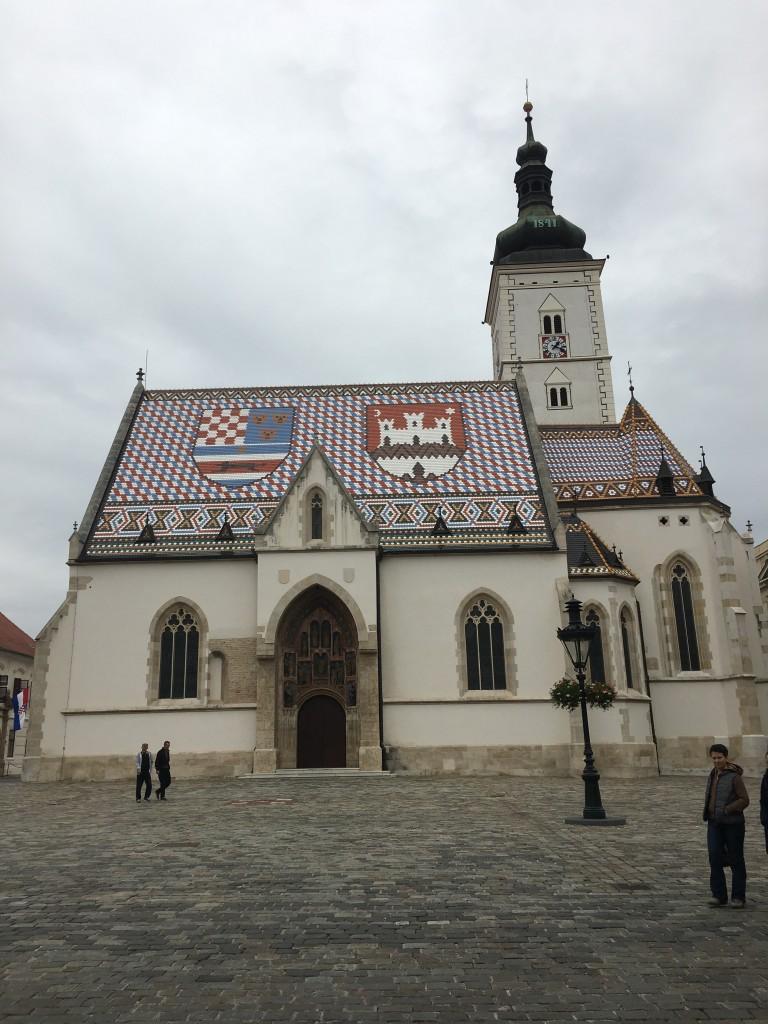 Sct. Marks church